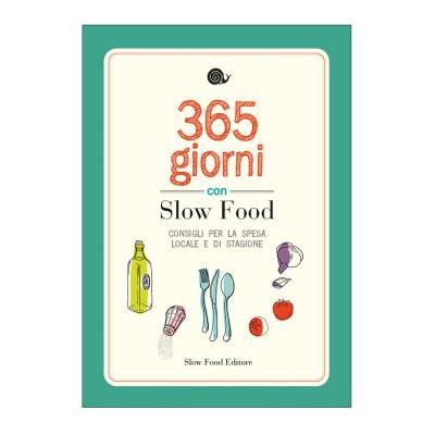 365 giorni con Slow Food - paperback