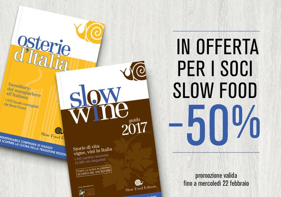 Osterie d'Italia e Slow Wine 2017
