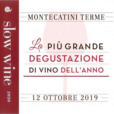 Slow Wine 2020 - Montecatini