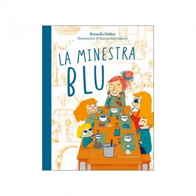 La minestra blu