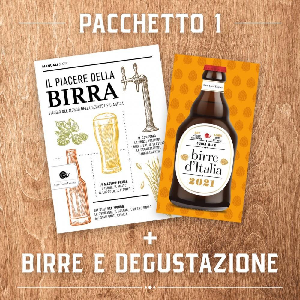 Corso di degustazione birra 1