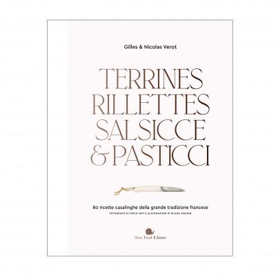 Terrines rillettes salsicce e pasticci