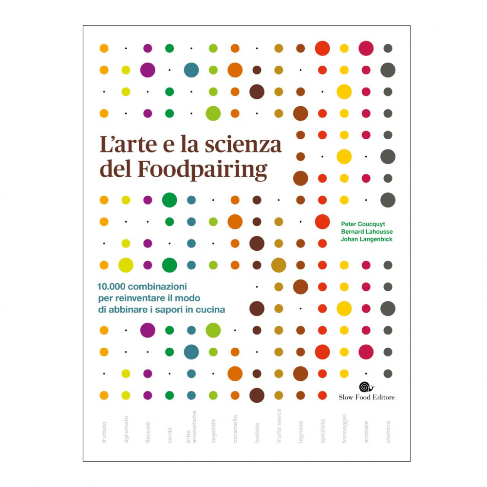 L'arte e la scienza del Foodpairing