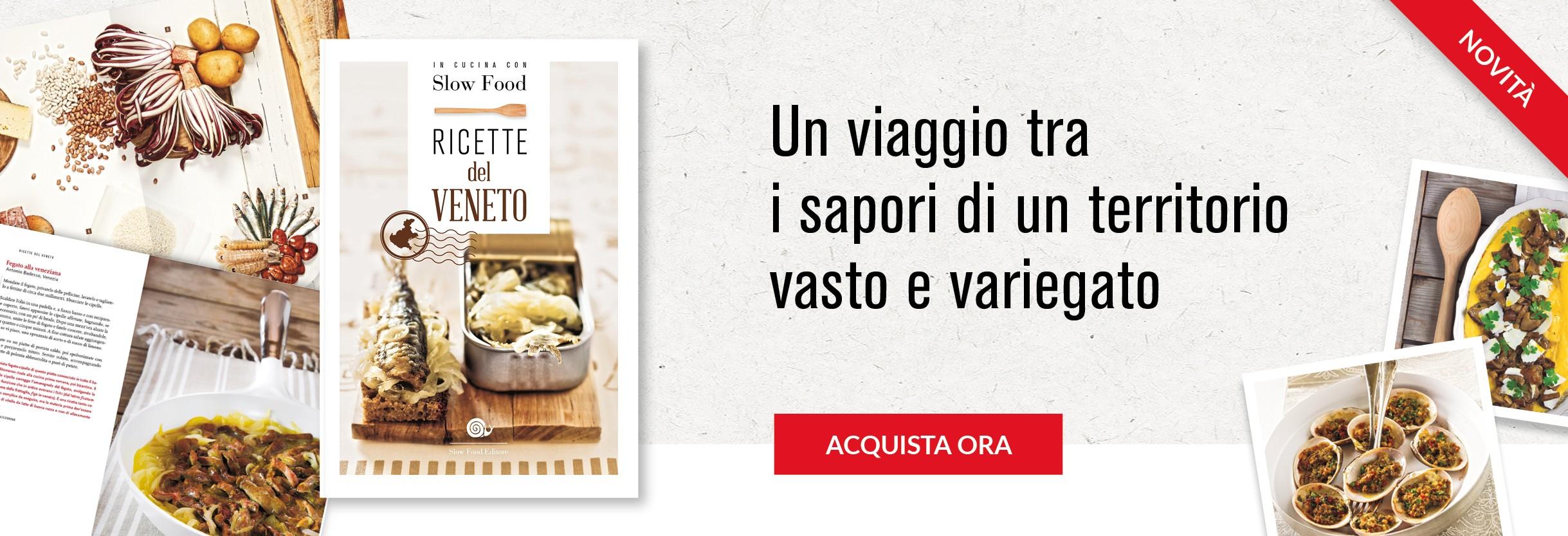 Ricette del Veneto - novità