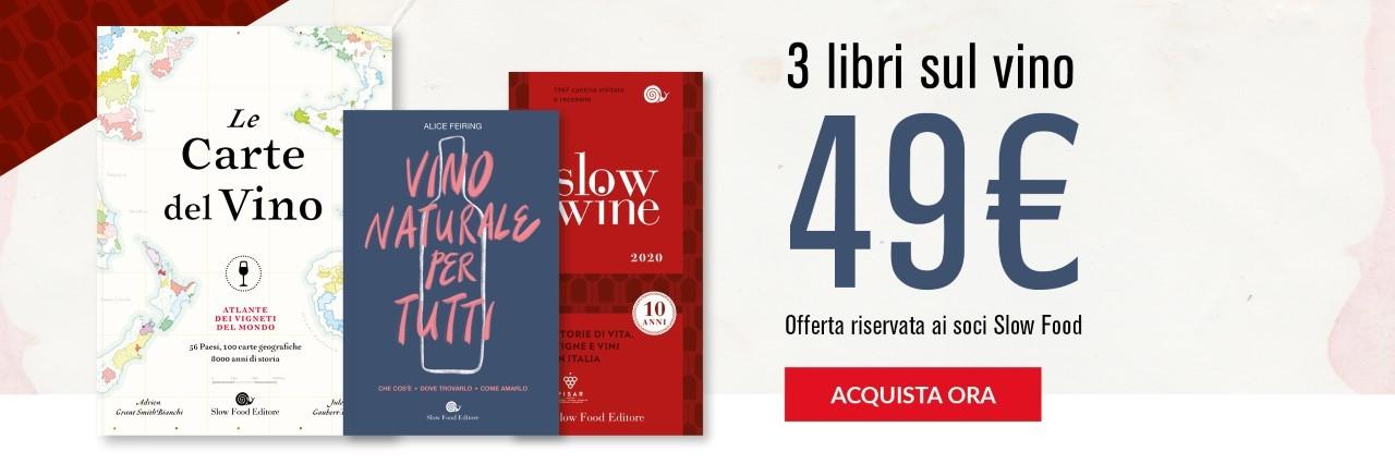 Le nostre proposte per gli appassionati di vino