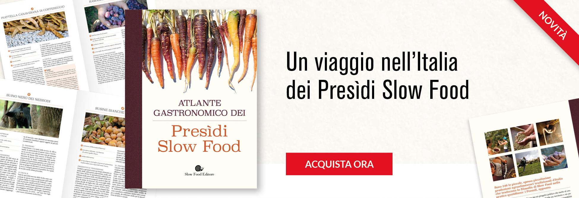 349 piccole produzioni agroalimentari tradizionali d'Italia