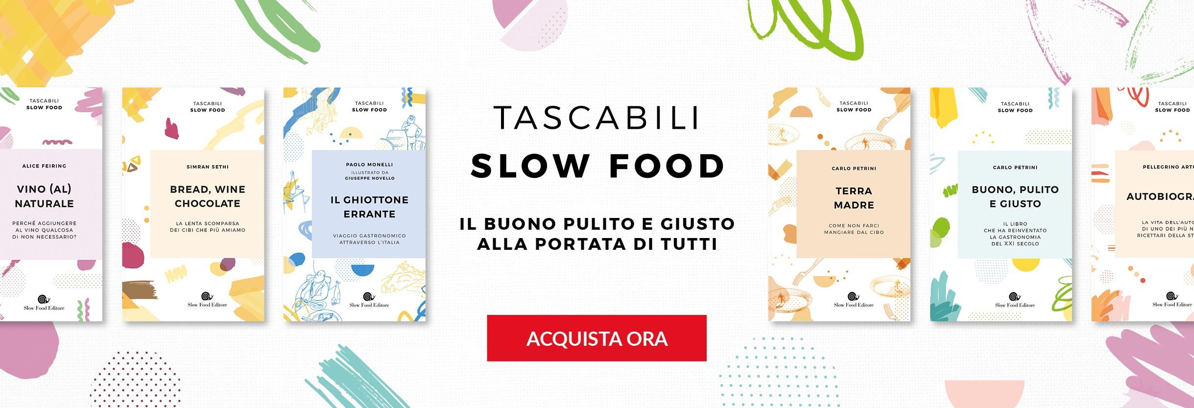 Tascabili Slow Food - Collana